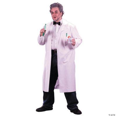 Mad Scientist Lab Coat Pattern Mad Scientist Lab Coat Adult