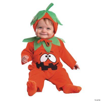 Girl Pumpkin Costume Pumpkin-pie-infant-girls