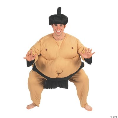 Wrestler Costumes Adults Sumo Wrestler Adult's Costume