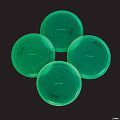 Mini Glow-In-The-Dark Flying Disks