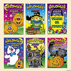 Halloween Activity Pads