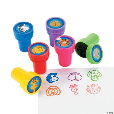 Zoo Animal Stampers