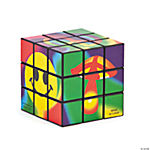Plastic '60s Magic Cubes