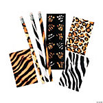 Animal Print Stationery Sets