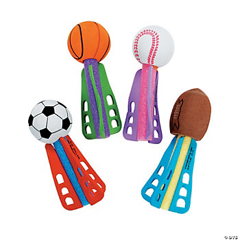 Mini Sport Ball Missiles