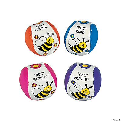 """Bee"" Your Best Kick Balls"