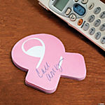 Breast Cancer Awareness Sticky Notes