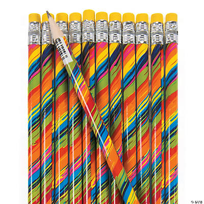Wild Color Rainbow Pencils