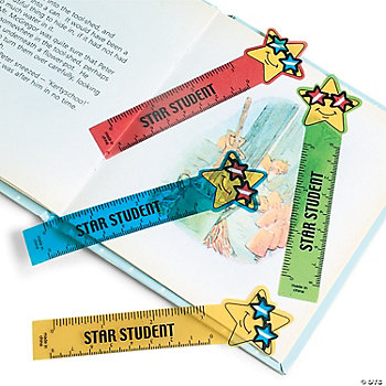 """Star Student"" Bookmarks"