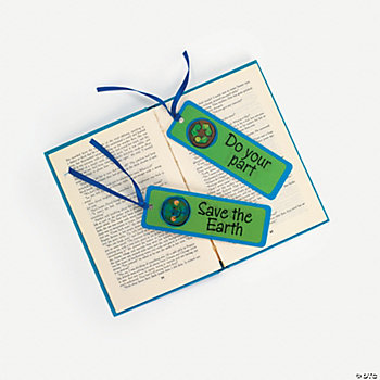 Eco Lenticular Bookmarks