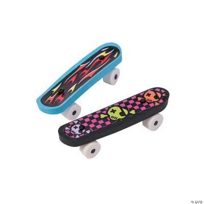 Skateboard Erasers