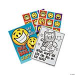 Jokes Coloring & Activity Books
