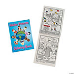 Multicultural Hidden Pictures Coloring Books