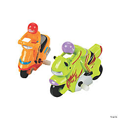 Wind-Up Motorcycles