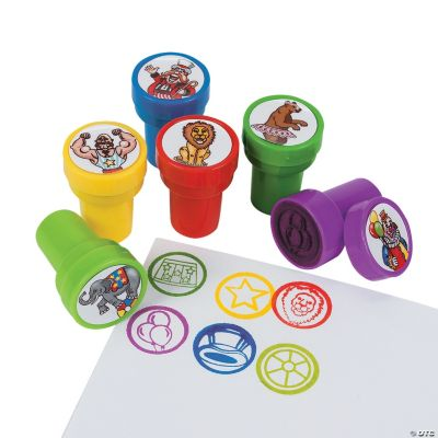 Character Carnival Stampers