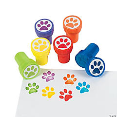 Paw Print Stampers