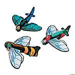 Bug-Shaped Gliders