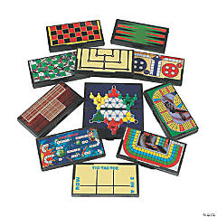 Magnetic Travel Games