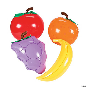 Inflatable Fruit