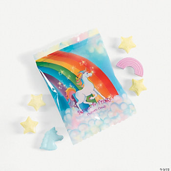 Unicorn Candy Fun Packs