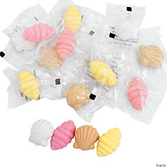 Seashell-Shaped Hard Candy