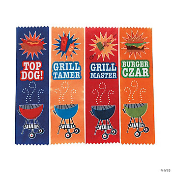 BBQ Award Ribbons