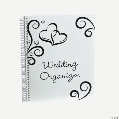 Two Hearts Wedding Organizer - 30 pgs.