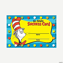 36 Dr. Seuss™ Reward Punch Cards