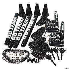 School Spirit Assortment - Black