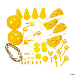 School Spirit Assortment - Yellow