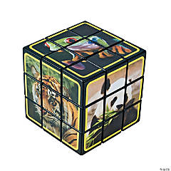 Wildlife Magic Cube