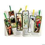 48 Wildlife Animal Bookmarks
