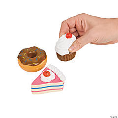 Sweet Treat Stress Toys