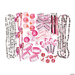 Pink Ribbon Assortment
