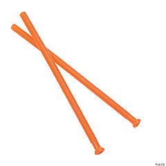 Orange Plastic Team Spirit Noise Tubes