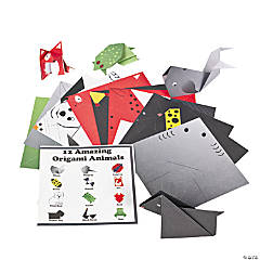 Everyday Origami Booklets