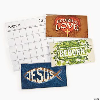 2012 - 2013 Religious Teen Pocket Planners