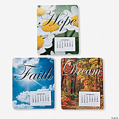 2012 Inspirational Magnetic Calendars