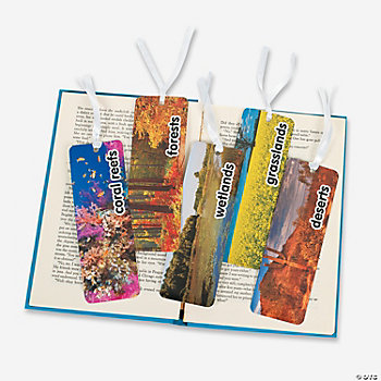 24 Habitat Bookmarks