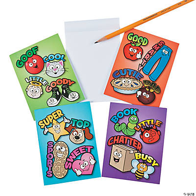 Picture Word Notepads