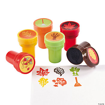 Fall Leaves Stampers