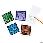 Office Humor Quotes Notepads