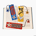 "12 Western ""Star Student!"" Bookmarks"