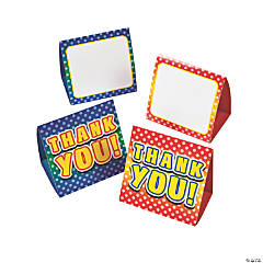 """Thank You"" Stand-Up Cards"