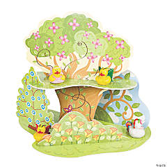 Whimsical Forest Play Set