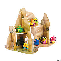 Dinosaur Park Play Set