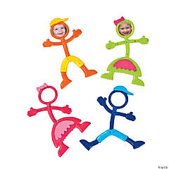 Stick Friends Photo Frame Bendables