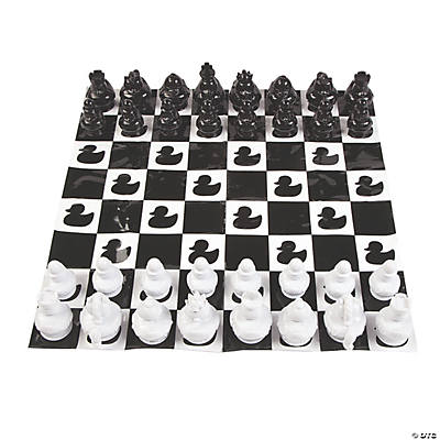 Rubber Duck Chess Game