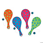 Spring Brights Paddleball Games