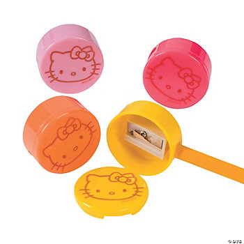 """Hello Kitty®"" Balloon Dreams Pencil Sharpeners"